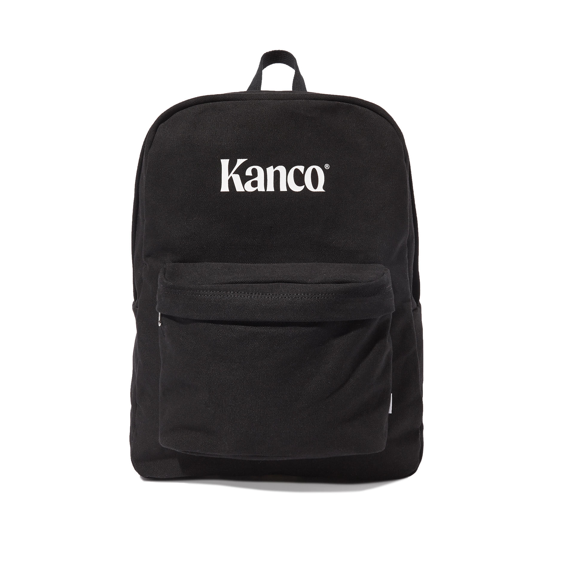 칸코(KANCO) KANCO CANVAS BACKPACK black