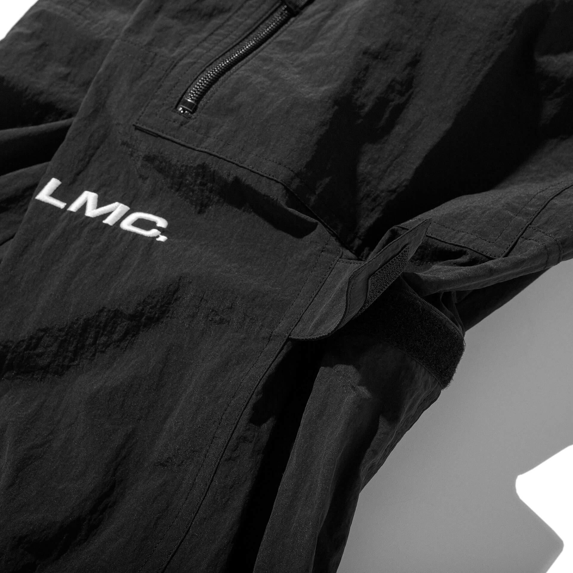 엘엠씨(LMC) LMC PARACHUTE TRACK PANTS black