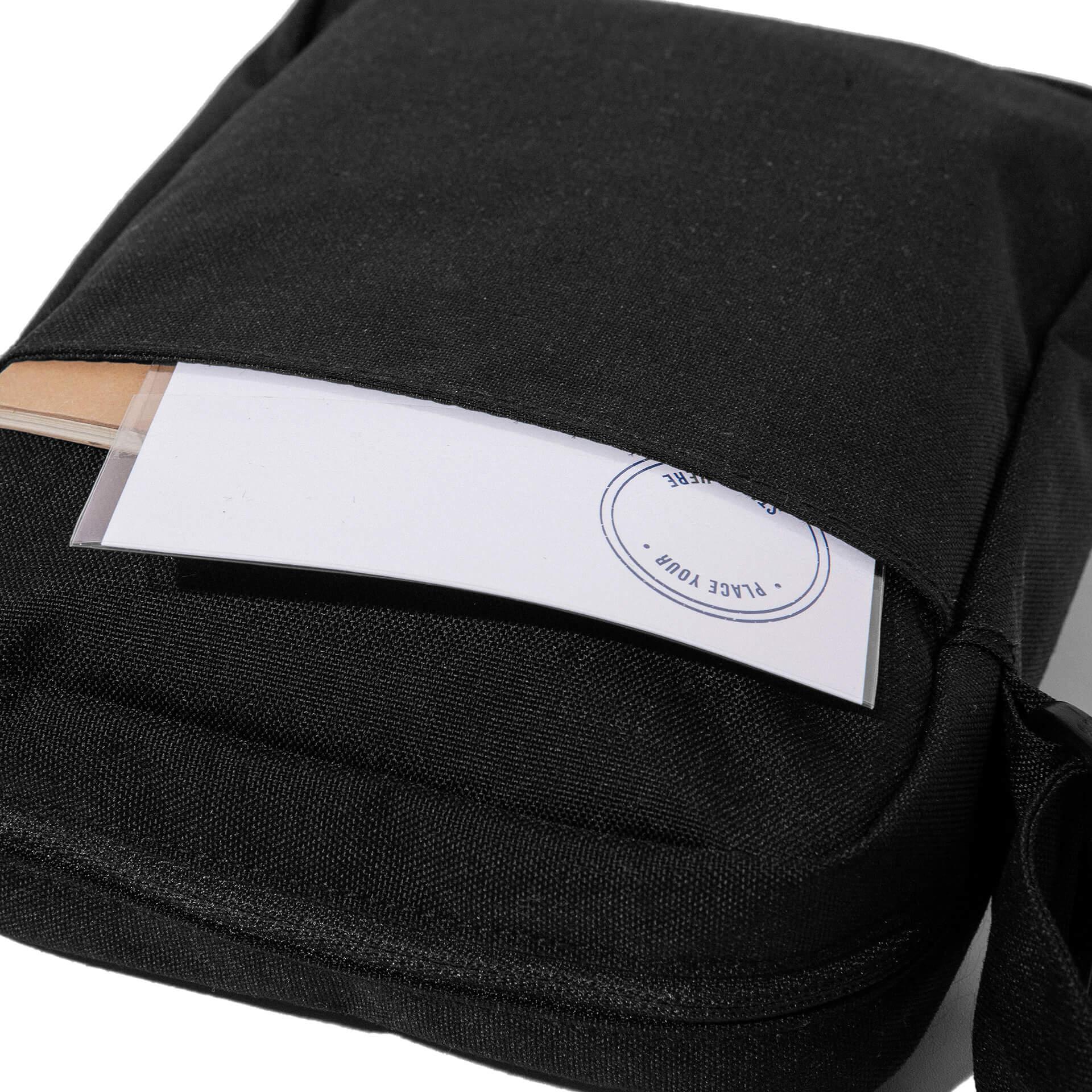 엘엠씨(LMC) LMC SYSTEM FN CROSS BAG black