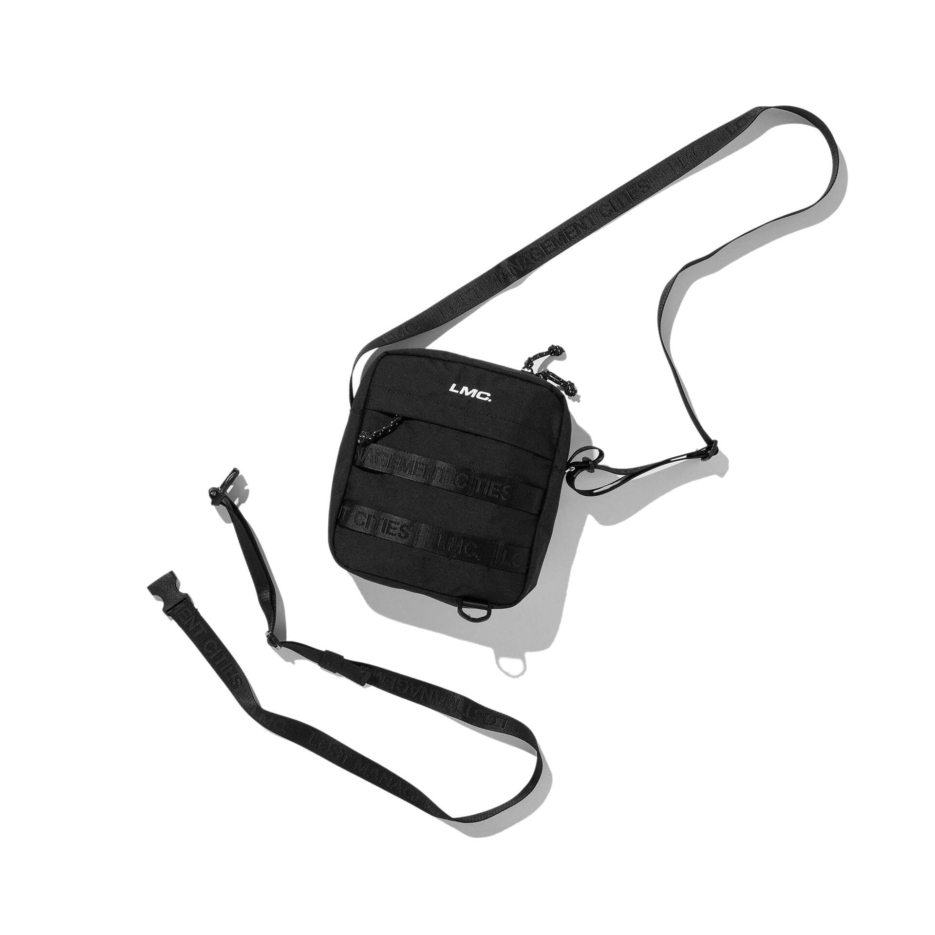 엘엠씨(LMC) LMC SYSTEM MINI SHOULDER BAG black