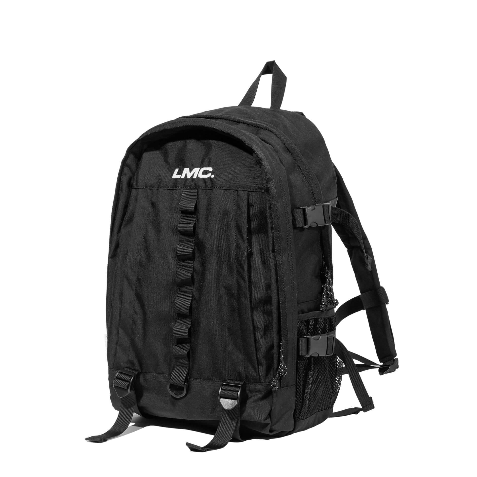 엘엠씨(LMC) LMC SYSTEM UTILITY BACKPACK black
