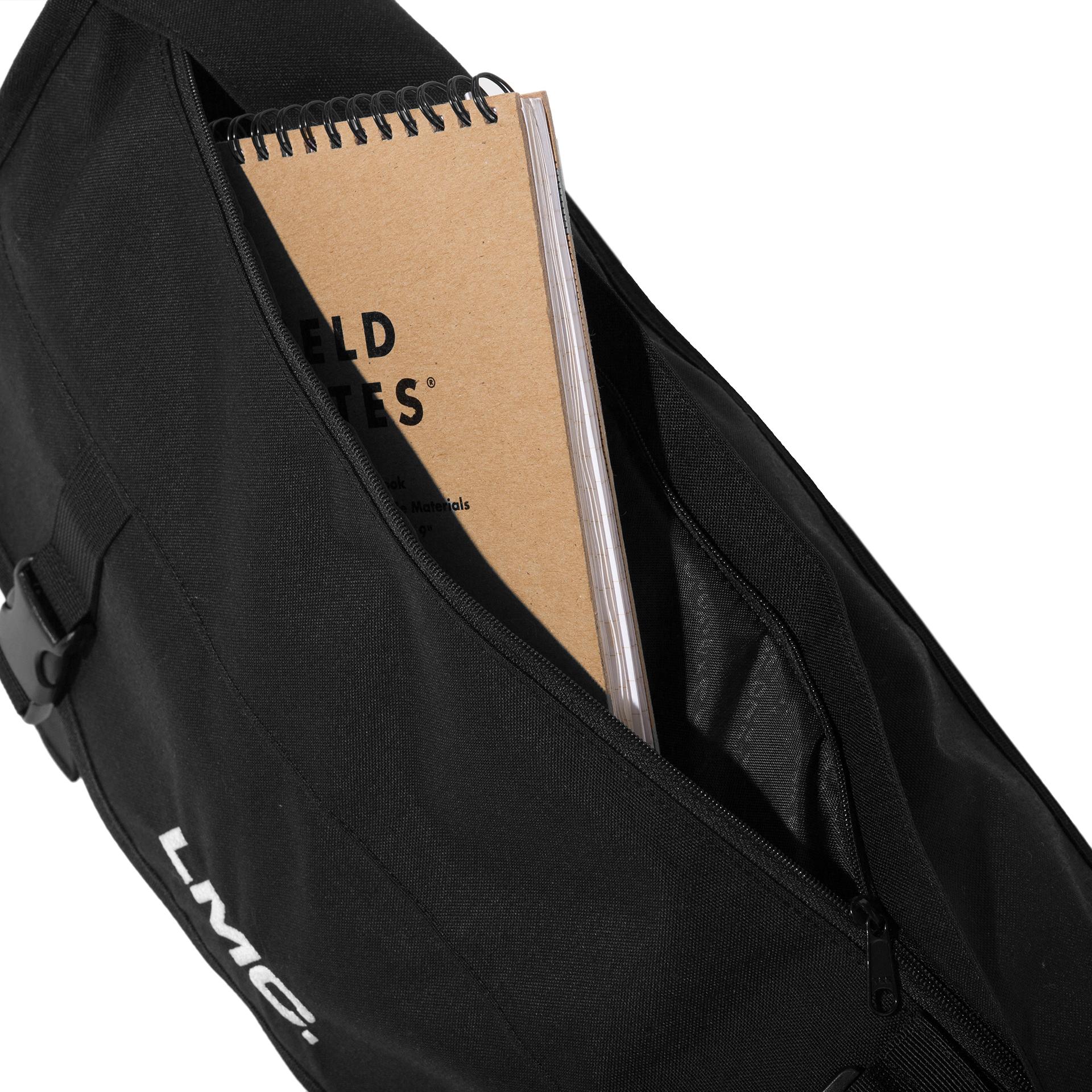 엘엠씨(LMC) LMC SYSTEM UTILITY MESSENGER BAG black