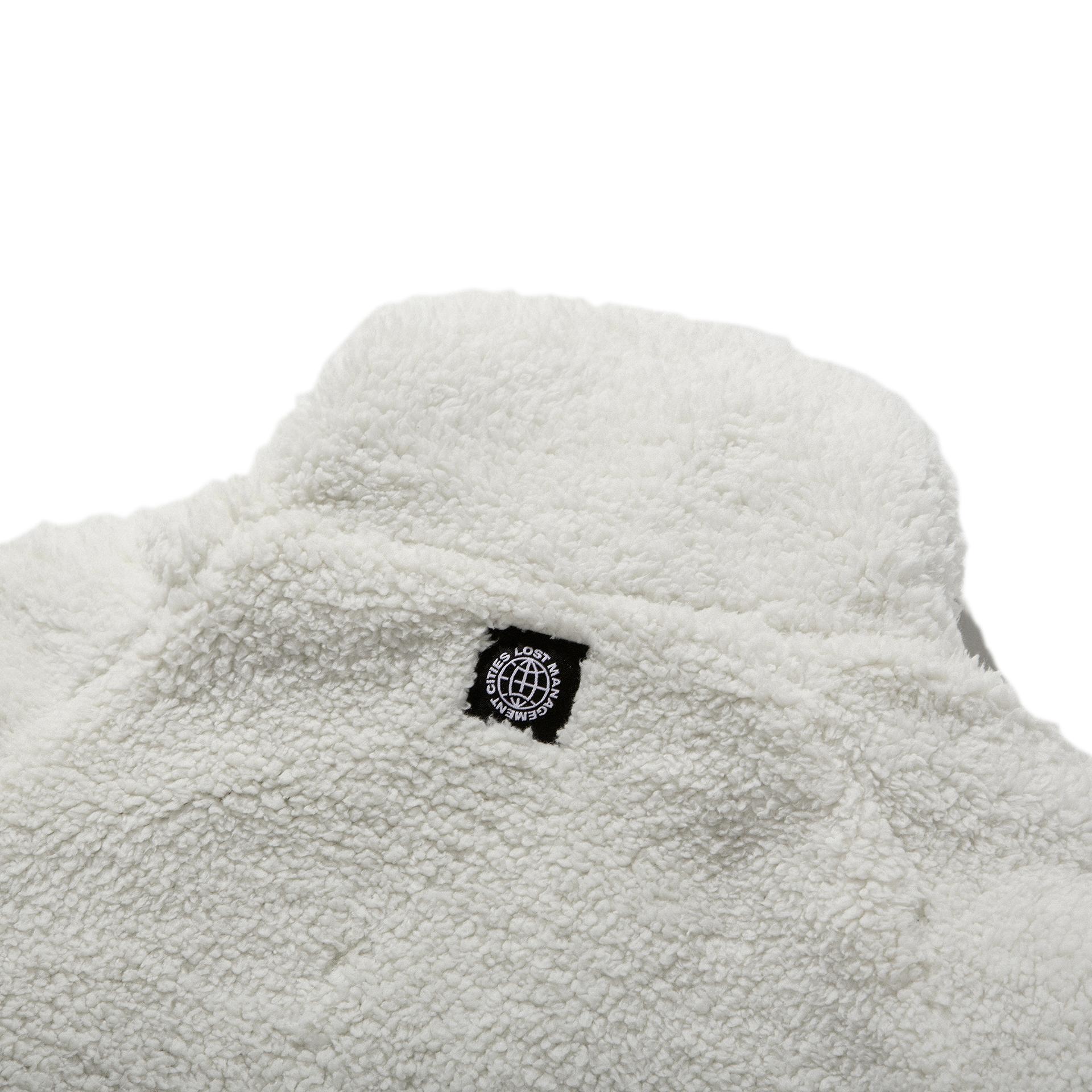 엘엠씨(LMC) LMC SILKY FLEECE REVERSIBLE JACKET cream