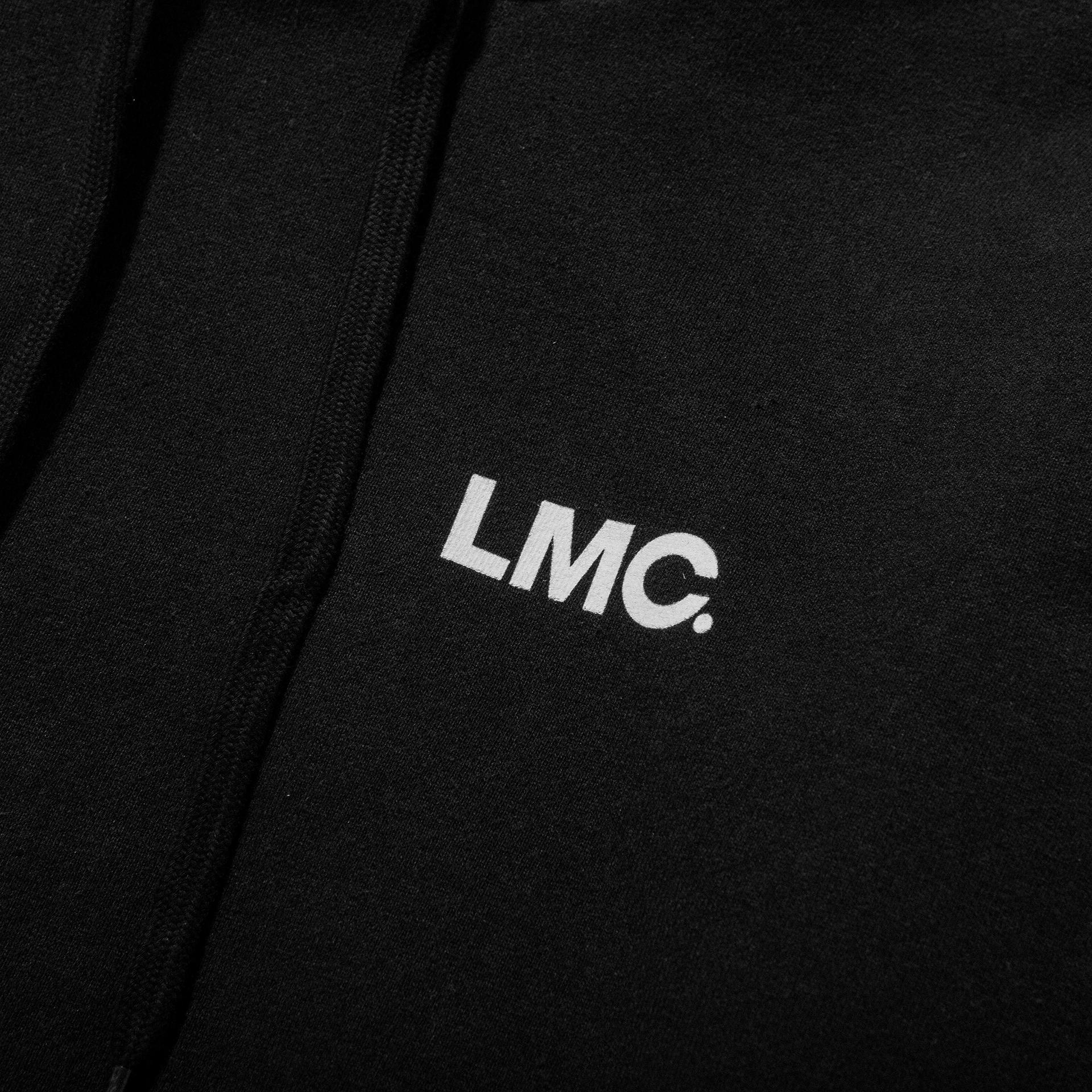엘엠씨(LMC) LMC OG HOODIE bk/wh