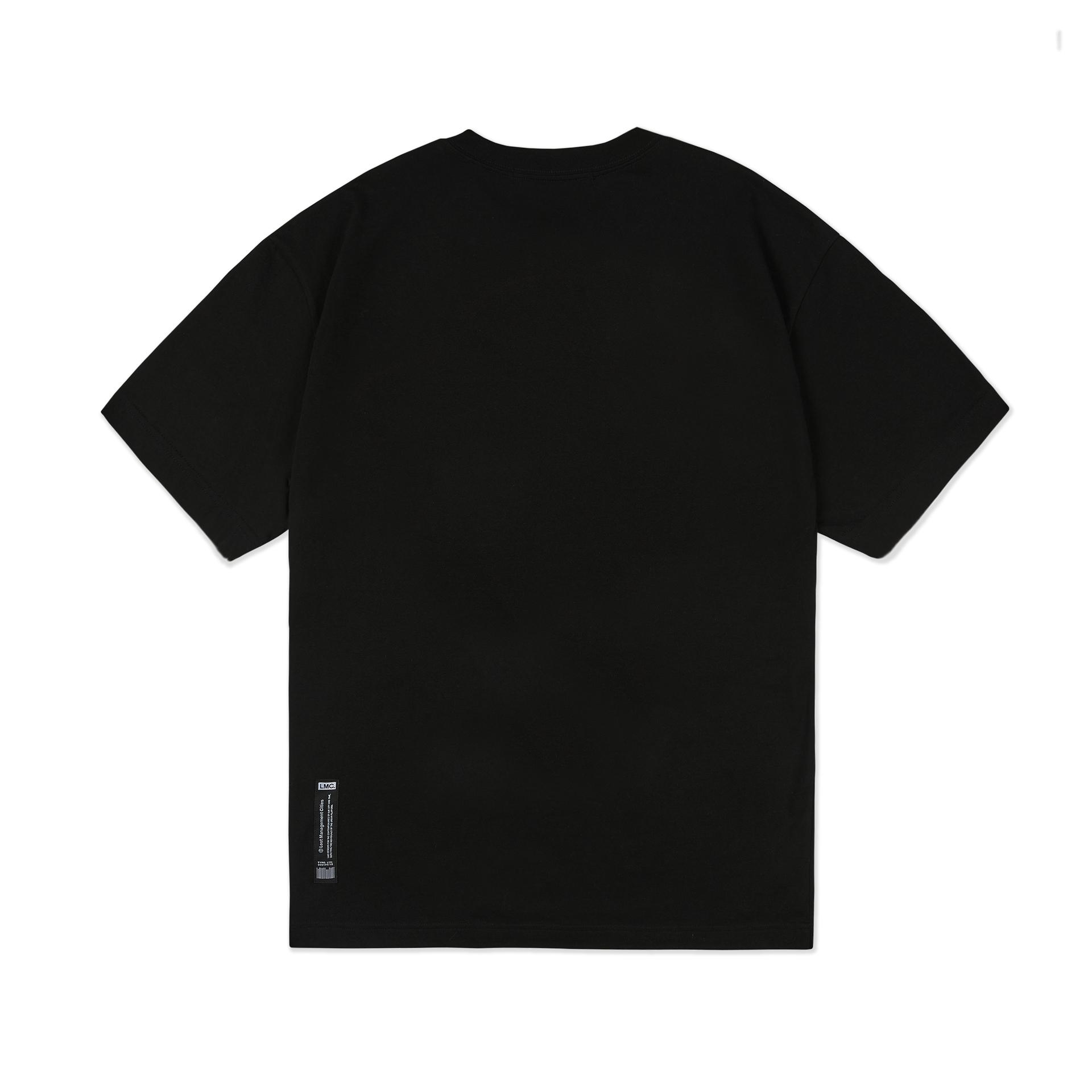 엘엠씨(LMC) LMC CAPITAL FN EMB TEE black