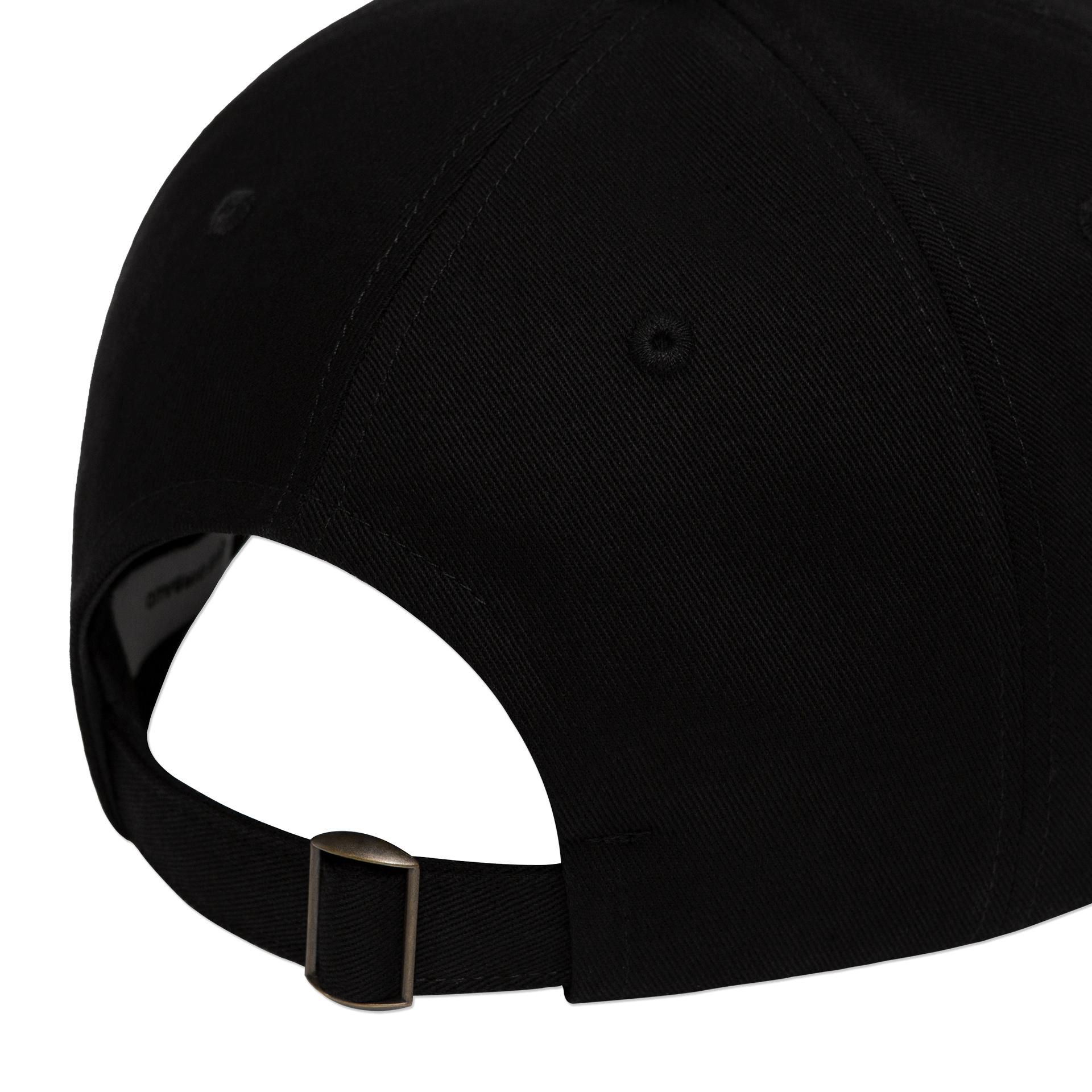마리떼 프랑소와 저버(MARITHE FRANCOIS GIRBAUD) MFG CLASSIC LOGO CAP black