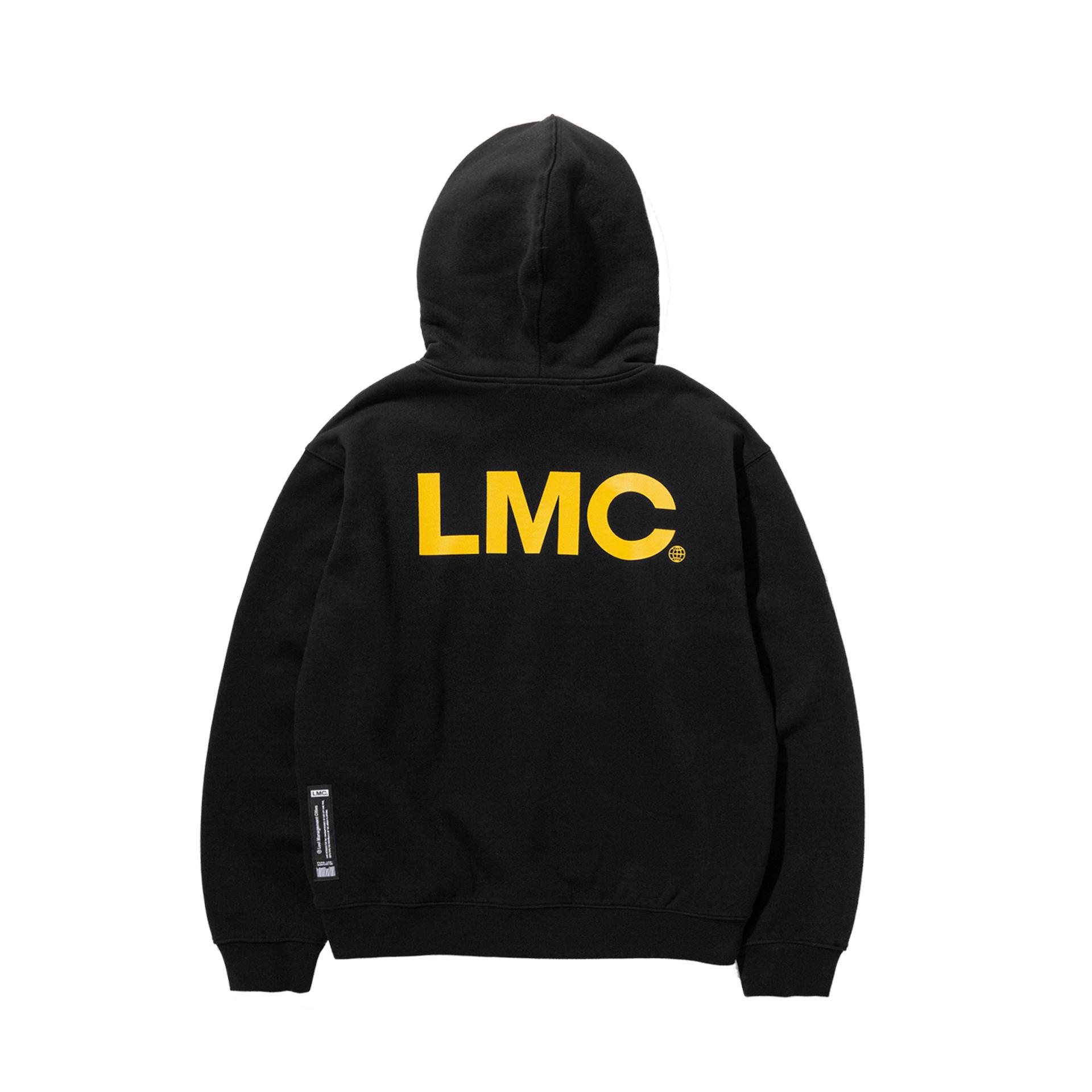 엘엠씨(LMC) LMC OG HOODIE bk/yl