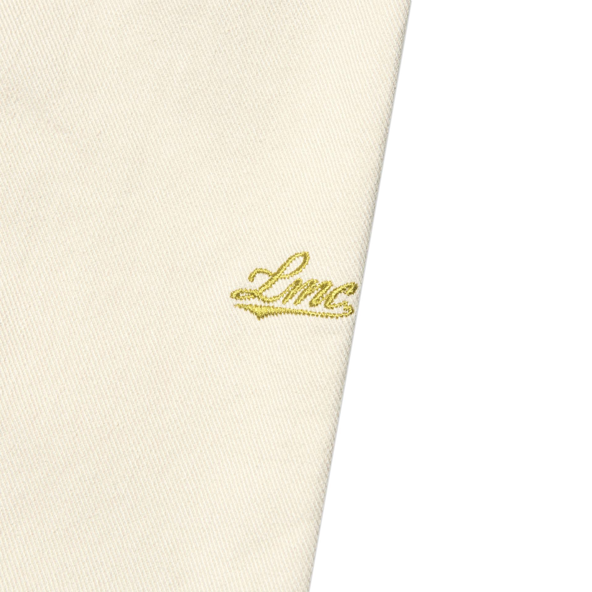 엘엠씨(LMC) LMC DIAMOND STITCH DENIM WORK PANTS cream