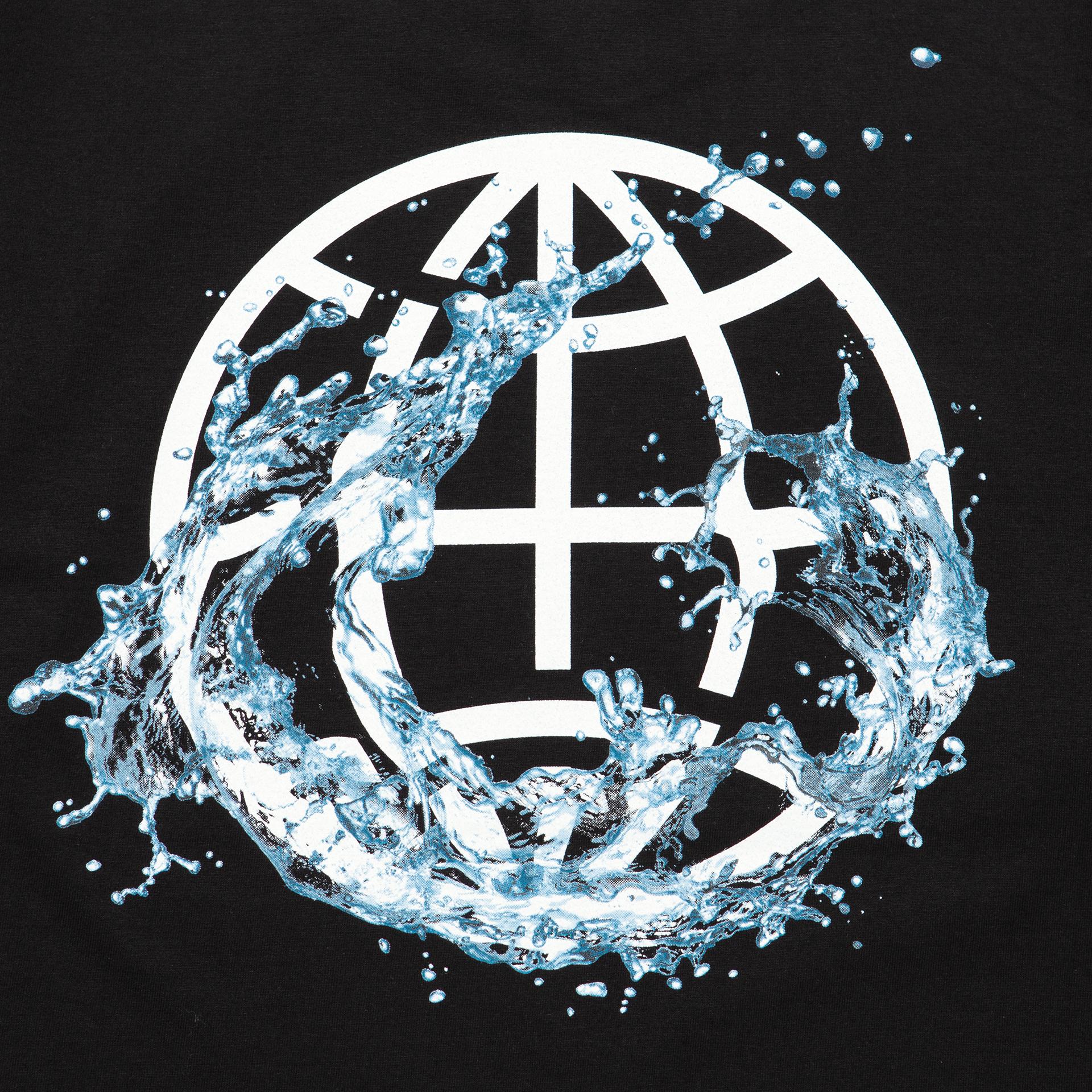 엘엠씨(LMC) LMC WATER SPLASH TEE black