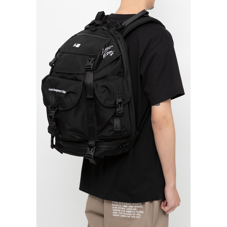 엘엠씨(LMC) LMC X NEW ERA FN ACC UTILITY PACK black